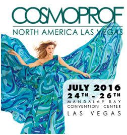Cosmoprof North America Las Vegas July 20th - 26th, at the <i>Mandalay</i> Bay Convention Center.