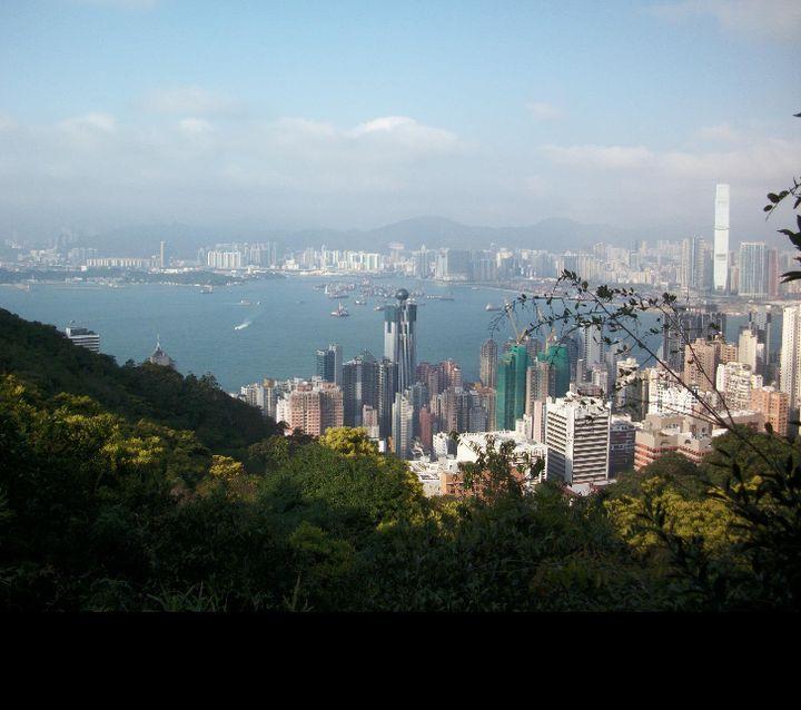 A View Over Hong Kong