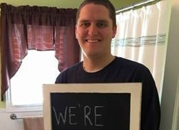 Hilarious Pregnancy Announcement Turns The Tables On Expecting Dad