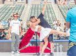 This Couple's CrossFit Wedding Will Get Your Heart Pumping