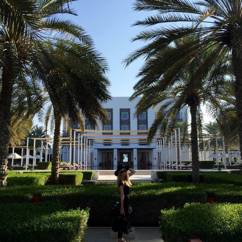 <strong>The Chedi Muscat</strong>