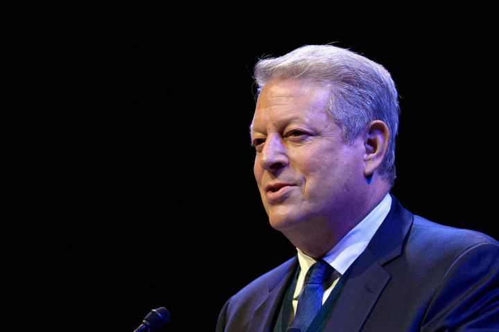 Former Vice President Al Gore (D) served under President Bill Clinton.