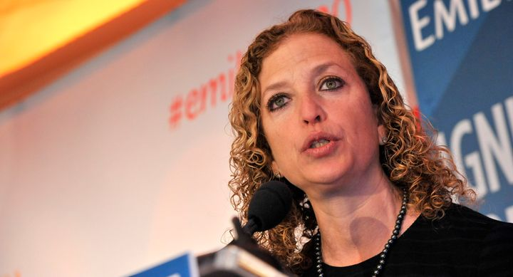 Rep. Debbie Wasserman Schultz (Fla.) stepped down as Democratic National Committee chair on the eve of the party's