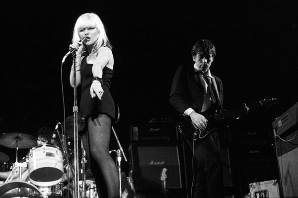 Debbie Harry is a singer-songwriter and actress most known for her time with the band Blondie. And at a 71, Harry is remarkab