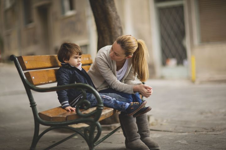 Think seriously about what you will tell your kids about the divorce before sitting down to have the conversation.
