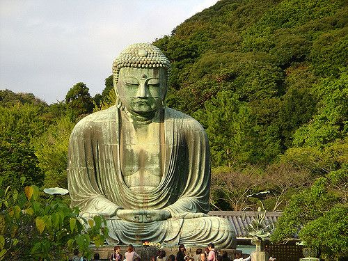 Daibutsu (Great Buddha) of Kamakura
