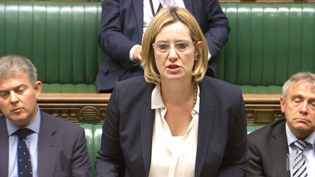 Home secretary Amber Rudd is expected to announce measures to combat hate crime on