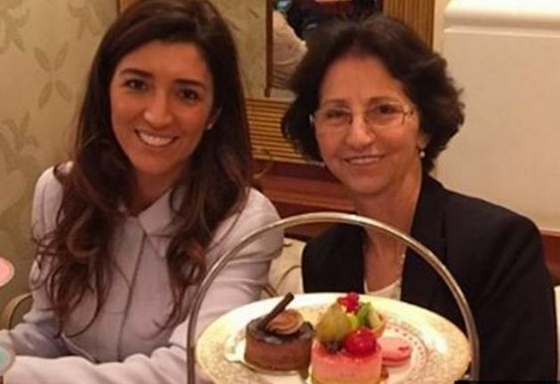 Bernie Ecclestone's mother-in-law,Aparecida Schunck (R) is said to have been kidnapped in...