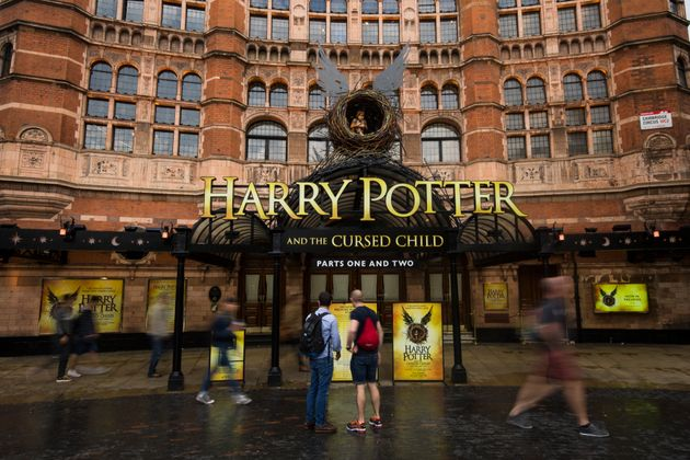 'Harry Potter And The Cursed Child' will run until at least May