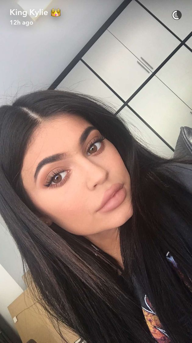 Kylie Jenner's Kylie Cosmetics Bronze Kyshadow Palette Sold Out In One