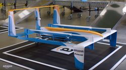 Look To The Skies, Amazon's Delivery Drones Are Set To Be Tested In The