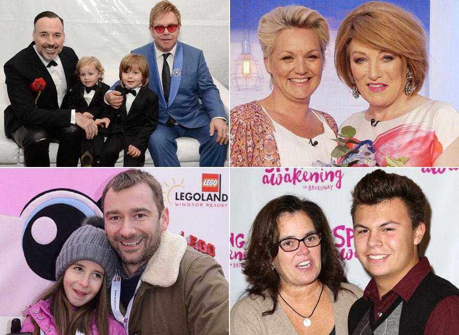 15 Famous LGBT Families Who Are Thriving, From Sir Elton John And David Furnish To Caitlyn