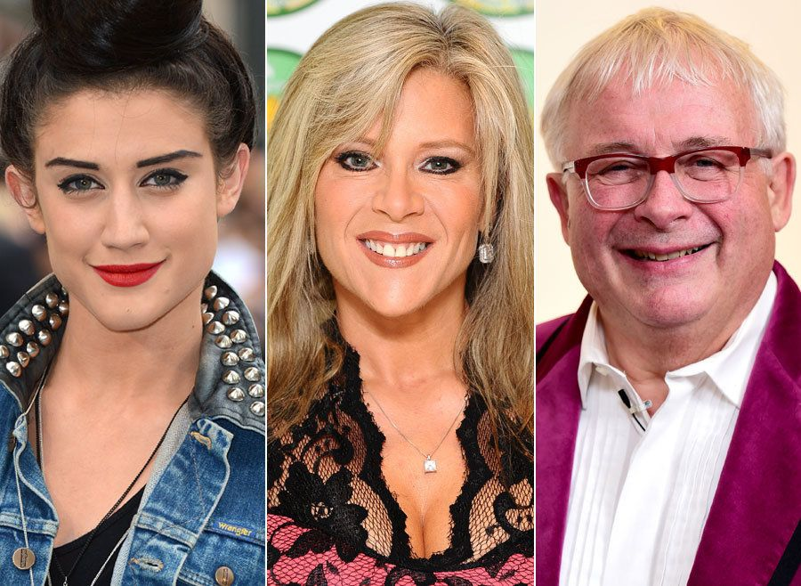 Katie Waissel, Sam Fox and Christopher Biggins are among the 'CBB'