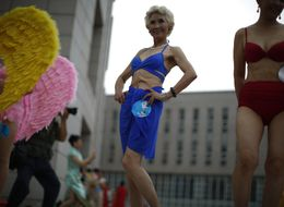 500 Women Over 50 Show Off Bodies In Badass Bikini Contest