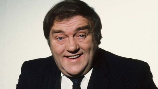 Les Dawson presented 'Blankety Blank' and was a much-loved comedian at the