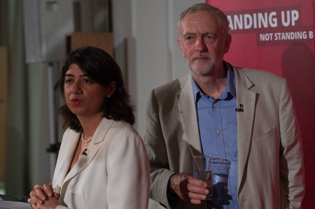 Seema Malhotra complained that aides to Labour leader Jeremy Corbyn and shadow chancellor John McDonnell...