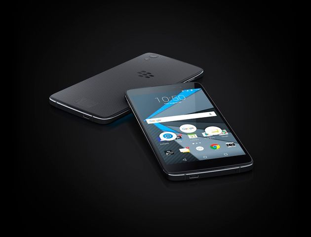 BlackBerry Unveils The 'World's Most Secure' Android