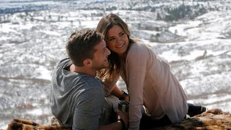"THE BACHELORETTE - ""Episode 1208"" - JoJo's emotionally charged, whirlwind world tour to find love comes back to the U.S. as she travels across country to visit Chase, Jordan, Luke and Robby. Her spirit and resilience is about to be tested by the men and their loved ones, as she tries to figure out if she can love more than one man at a time. Are all these bachelors ready to be married? JoJo will try and find out from the people who know them best, as she moves closer to making her fairytale come true, on ""The Bachelorette,"" MONDAY, JULY 18 (8:00-10:01 p.m. EDT), on the ABC Television Network. (ABC/Adam Larkey)