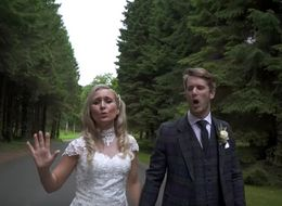 'Marryoke' Is The Rockin' Antidote To Stuffy Old Wedding Videos