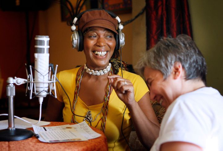 Cleo Harris, best known as Miss Cleo the face and voice of the Psychic Friends Network television ads of a few years ago, is
