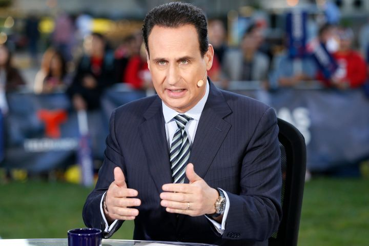 Telemundo and NBC's Jose Díaz-Balart participated in a Republican primary debate in February, but Díaz-Balart hasn't been able to interview Donald Trump in more than a year.