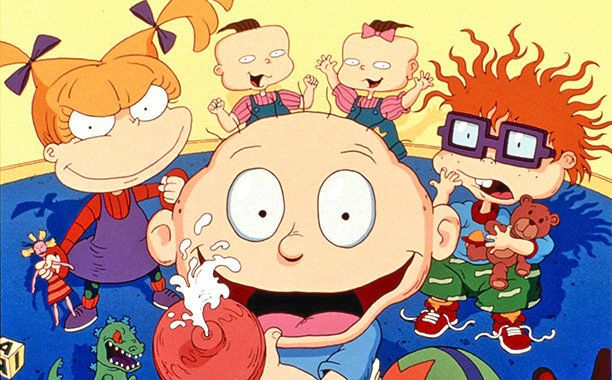 Here's The Real Deal On The 'Rugrats' Theory That All The Babies Are