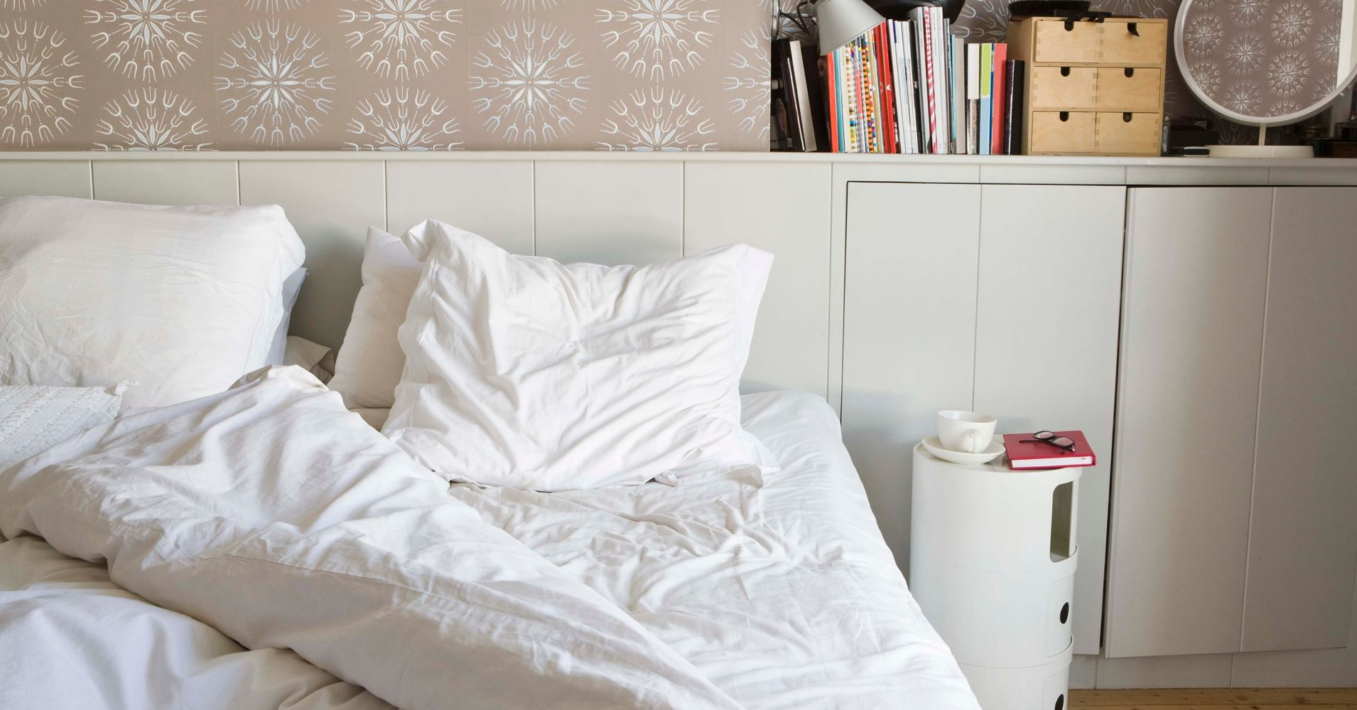 ways to make your bedroom the perfect sleep sanctuary huffpost