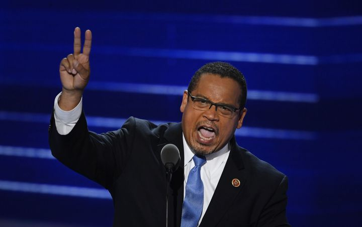 Rep. Keith Ellison (D-Minn.) says votersneed to do all they can to prevent a Trump presidency.