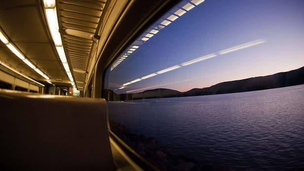 The Most Scenic Train Rides In America | HuffPost Life