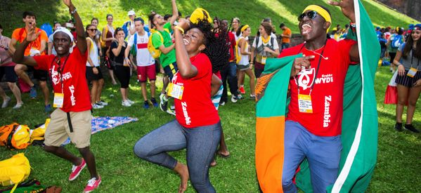 Catholics Celebrate Opening Of World Youth Day Ahead Of Pope's Visit