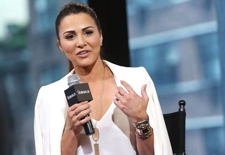 """Andi Dorfman wrote an essay about slut-shaming and sexual double standards within """"The Bachelor"""" franchise for The Hollywood"""