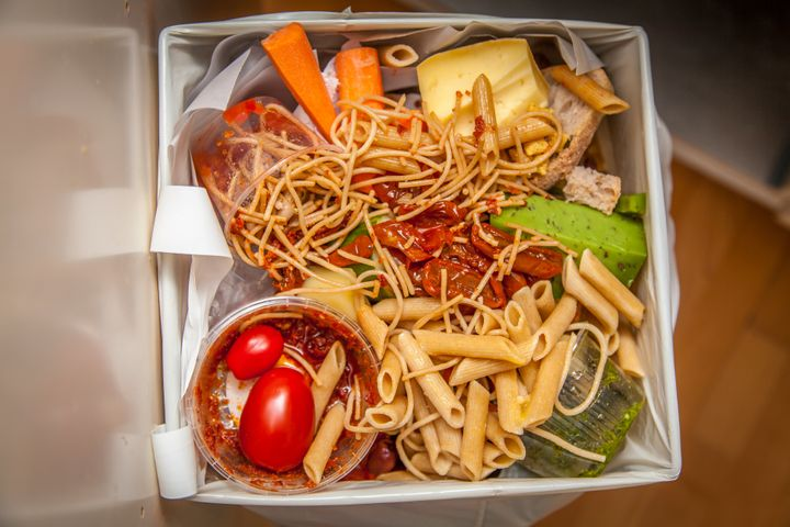 Over three in four Americans say they feel guilty about food waste.