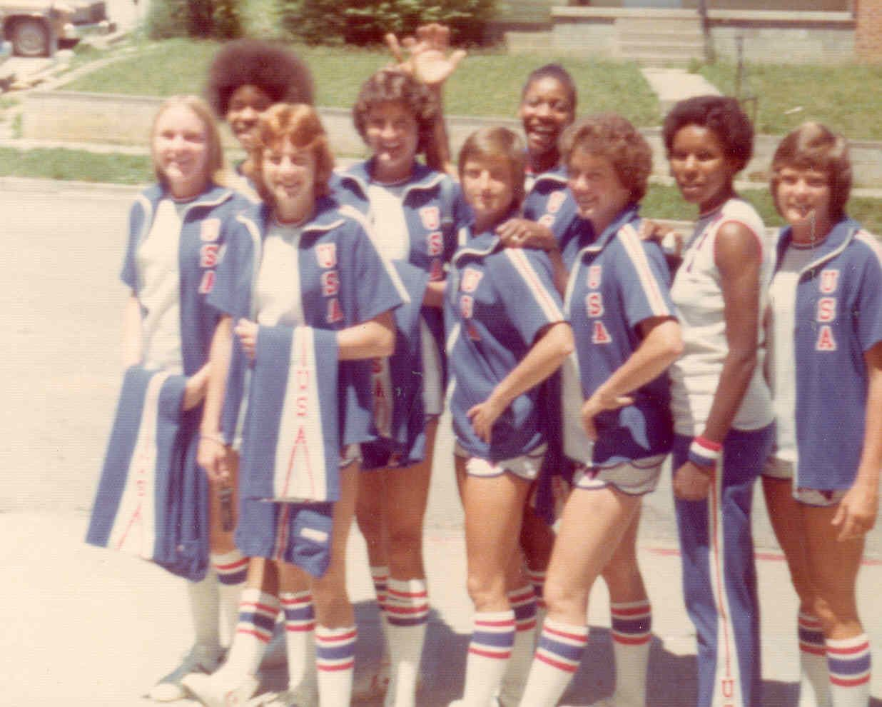 These players were rough and tough competitors, but off the court, they became a tight-knit unit.