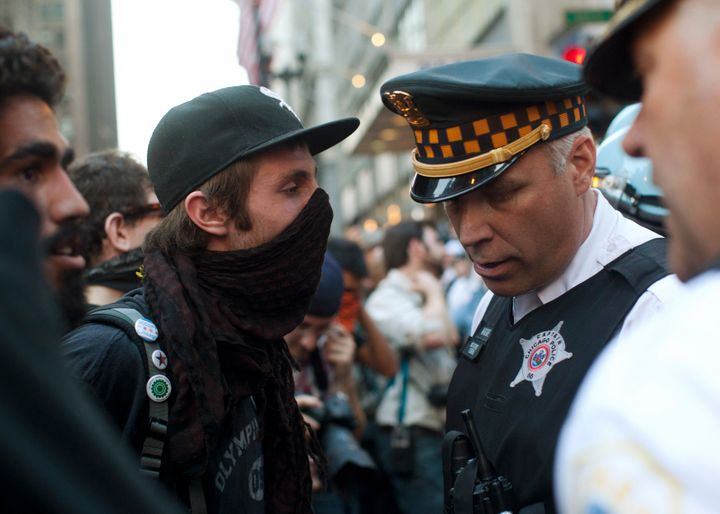Citizens during the 2012 NATO summit in Chicago suspected CPD used StingRay technology on anti-NATO protesters.
