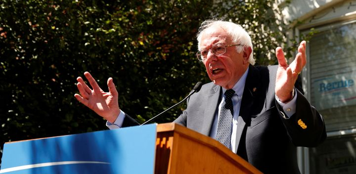 Sen. Bernie Sanders (I-Vt.) may be out on the trail more even though he's no longer running for president.