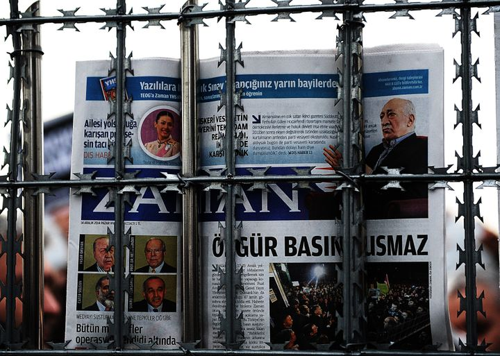 The movement has vast business, charity and social networks. The state seized the Gulen-linked Zaman newspaper this year.