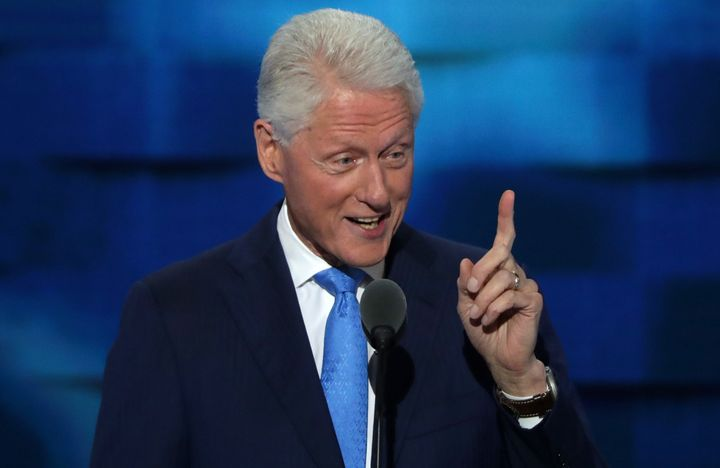 Bill's speech was far from perfect, but it soldHillary Clinton as thethe accomplished woman she is.