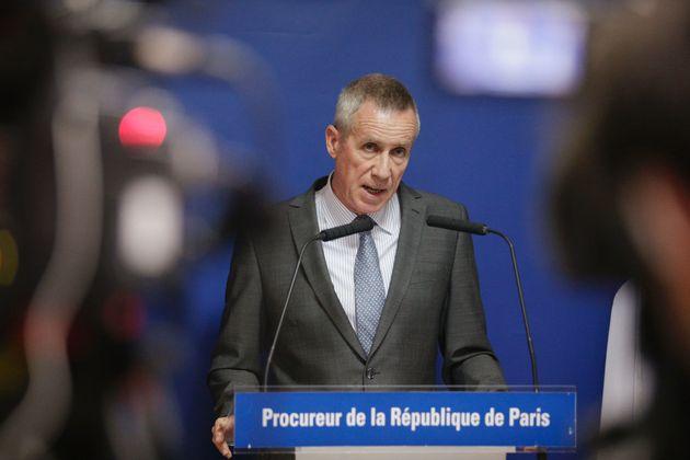 French public prosecutor of Paris Francois