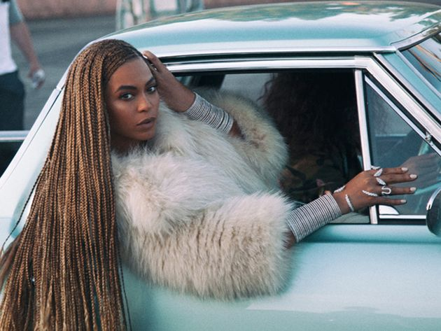 Beyonce's nods are for a number of the videos from her visual album