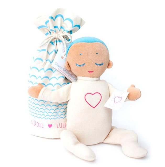 Lulla Doll: The Toy That Helps Babies Sleep, Which Parents Are Desperate To