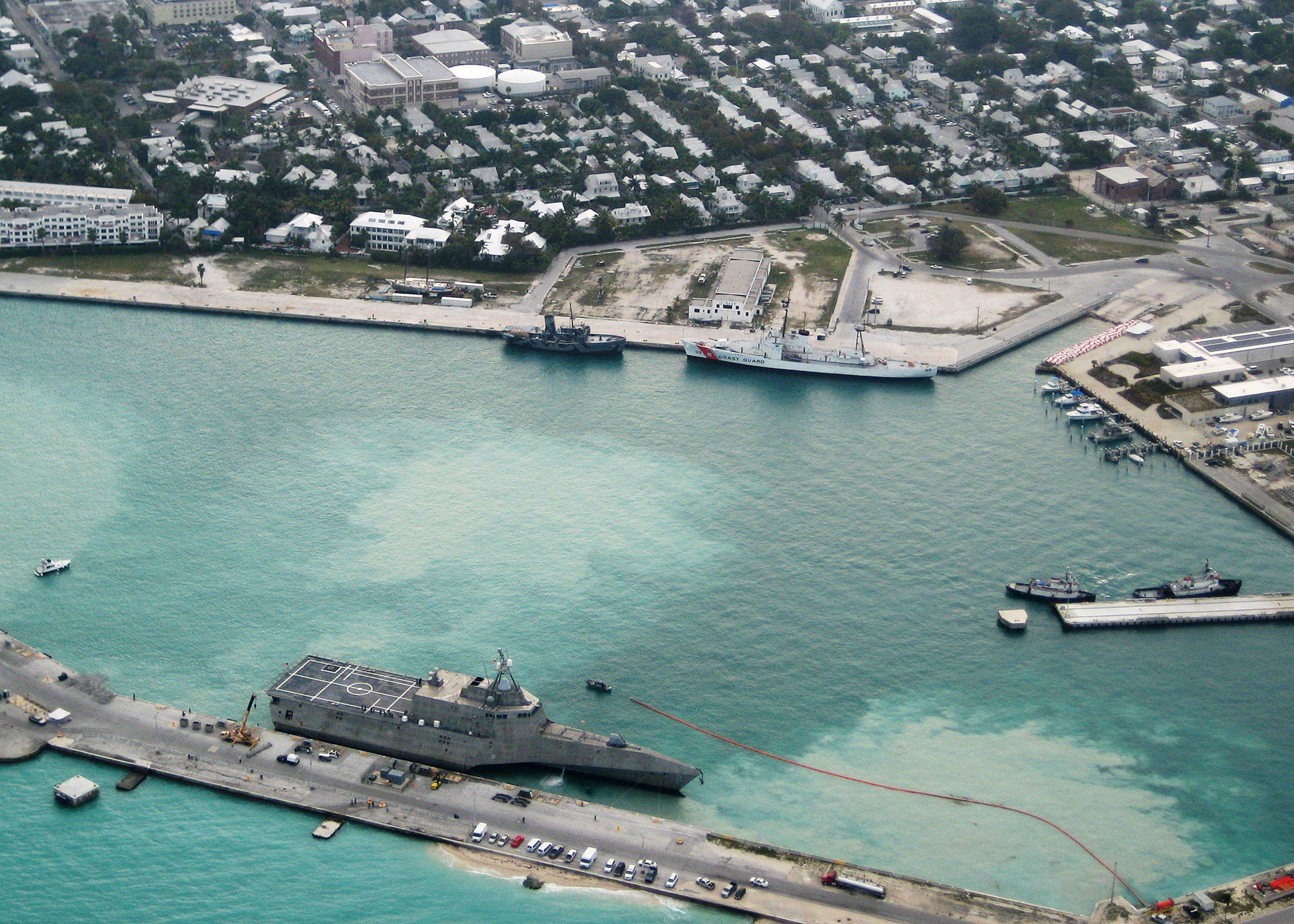 Risingsea level rises could mean that tidal flooding will become a daily occurrence for some U.S. military installation