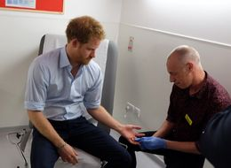 Prince Harry's Live HIV Test Causes Surge In People Ordering At-Home Tests