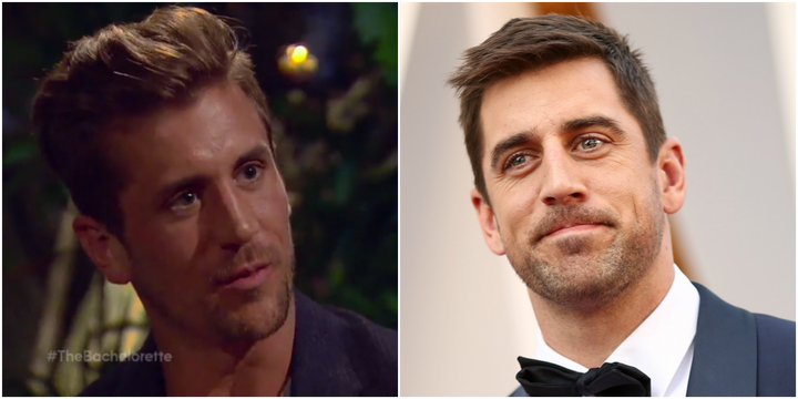 """""""Bachorlette"""" contestant Jordan Rodgers hasn't had nice things to say about big bro Aaron."""