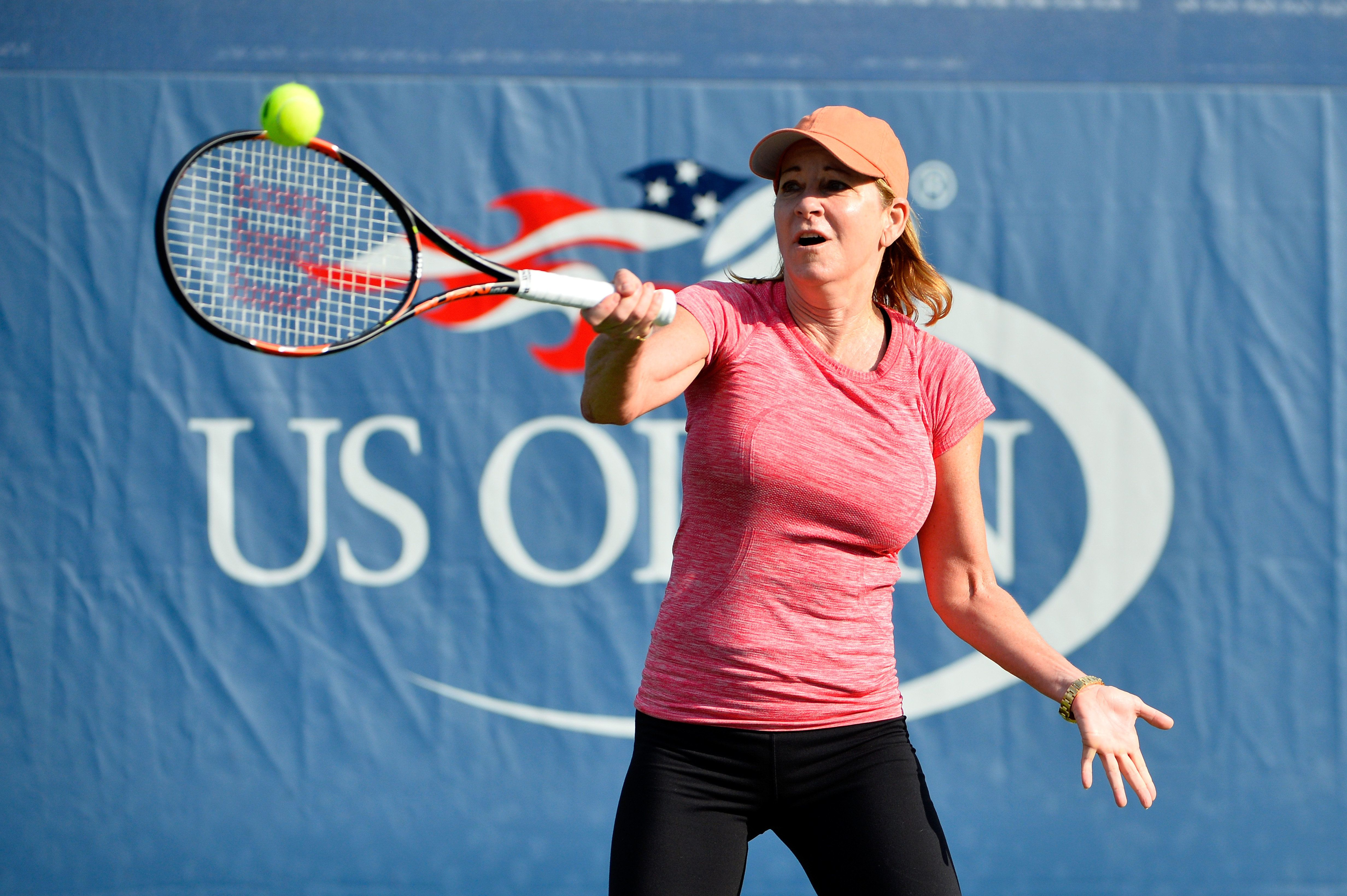 Tennis star Chris Evert got real about her experience with menopause.