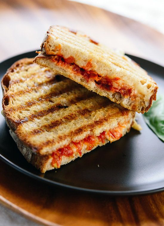 "<strong>Get the <a href=""http://cookieandkate.com/2015/tomato-jam-and-mozzarella-panini/"" target=""_blank"">Tomato Jam And Mozz"