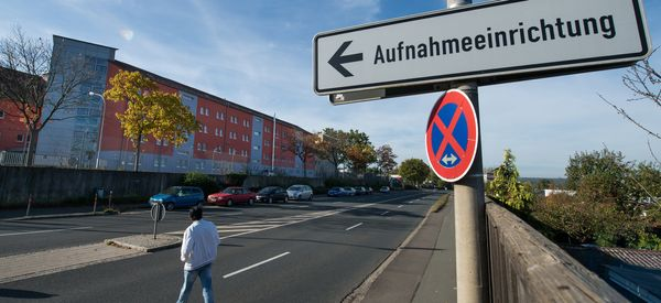 Suitcase 'Explodes' Near Migrant Center In German Town, Local Media Report