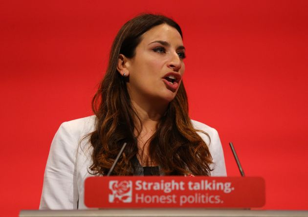 Nimmo sent Luciana Berger (pictured) anti-Semitic death