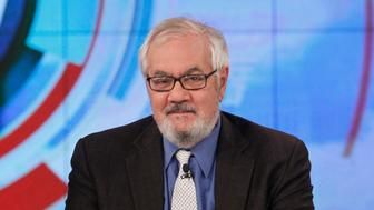 THE VIEW - Barney Frank, former Democratic representative from Massachusetts, is a guest on 'THE VIEW,' 10/23/15 (11:00 a.m. - 12:00 noon, ET) airing on the ABC Television Network.   (Photo by Lou Rocco/ABC via Getty Images)