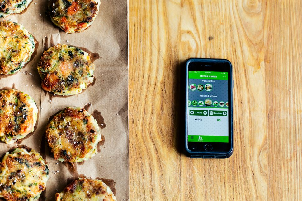 The Love Food Hate Waste app offers recipes to help home cooks figure out what to do with leftovers besides th