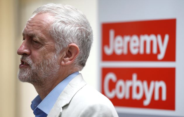 Jeremy Corbyn: Not like